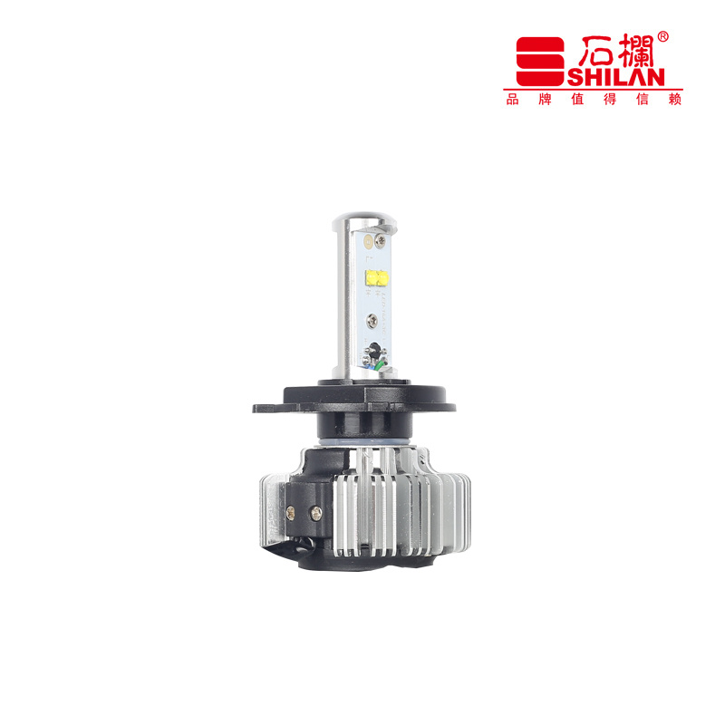 2000lm Motorcycle with Convex Lens LED Headlight 20W DC8-85V H4