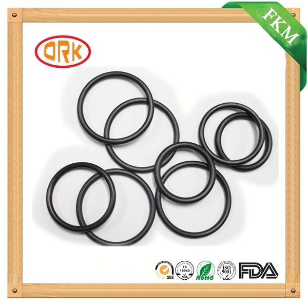 High Temperature Resistant FPM Rubber O Ring