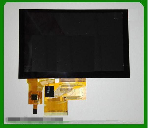 5 Inch Capacitive Touch Screen with TFT LCD Module Assembly