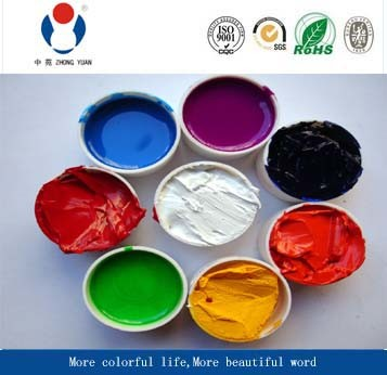 Polyether and Color Pastes Pigment Pastes