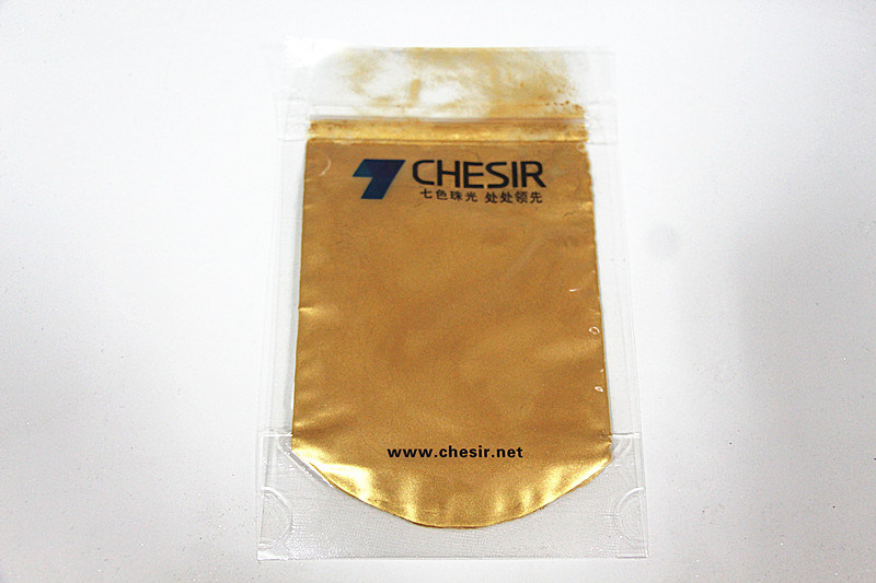 Chesir Royal Golden Pearl Pigment for Decoration Coating (QC323)