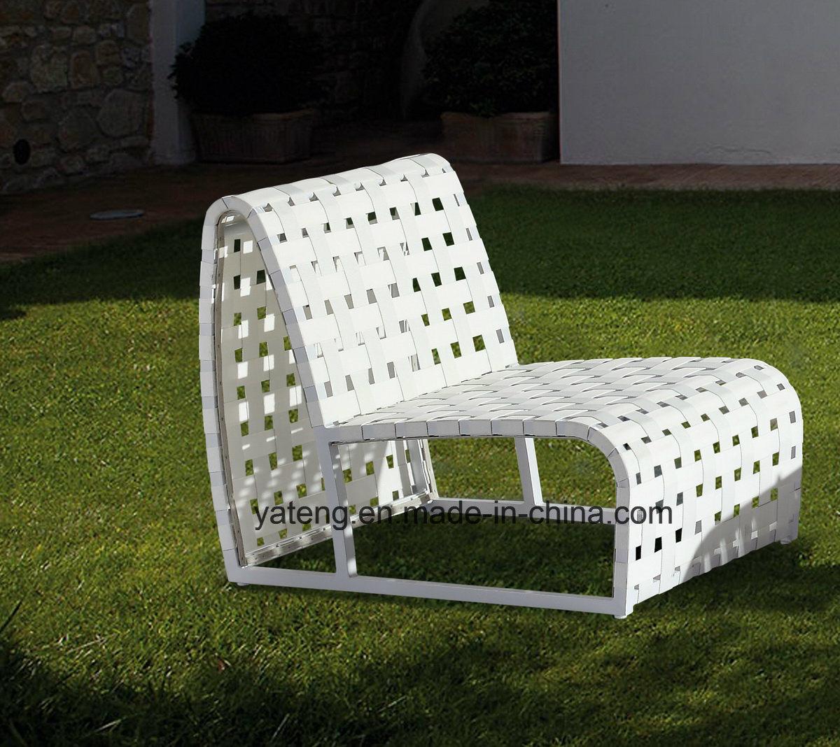 Simple Design Euro Popular Outdoor Patio Sofa Set with Rope &Aluminum Frame (YT996)