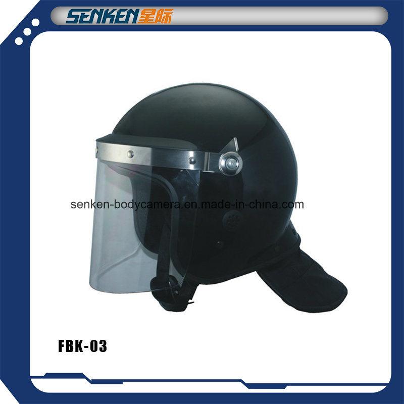 High Impact Resistance Police Military Anti Riot Helmet