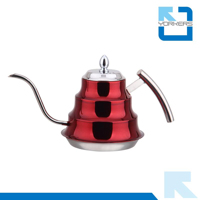 New Design Stainless Steel Japanese Teapot Water Kettle