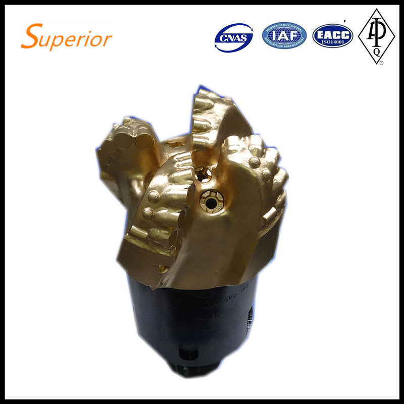 Steel Body PDC Bit Low Price High Quality Drilling Equipments