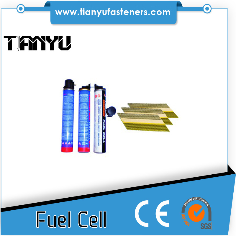 Gas Fuel Cell