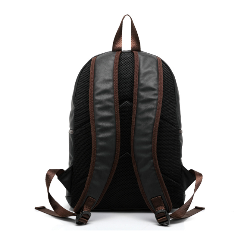 Hot Sale Multifunctional Travel and Casual Backpack with PU for Man