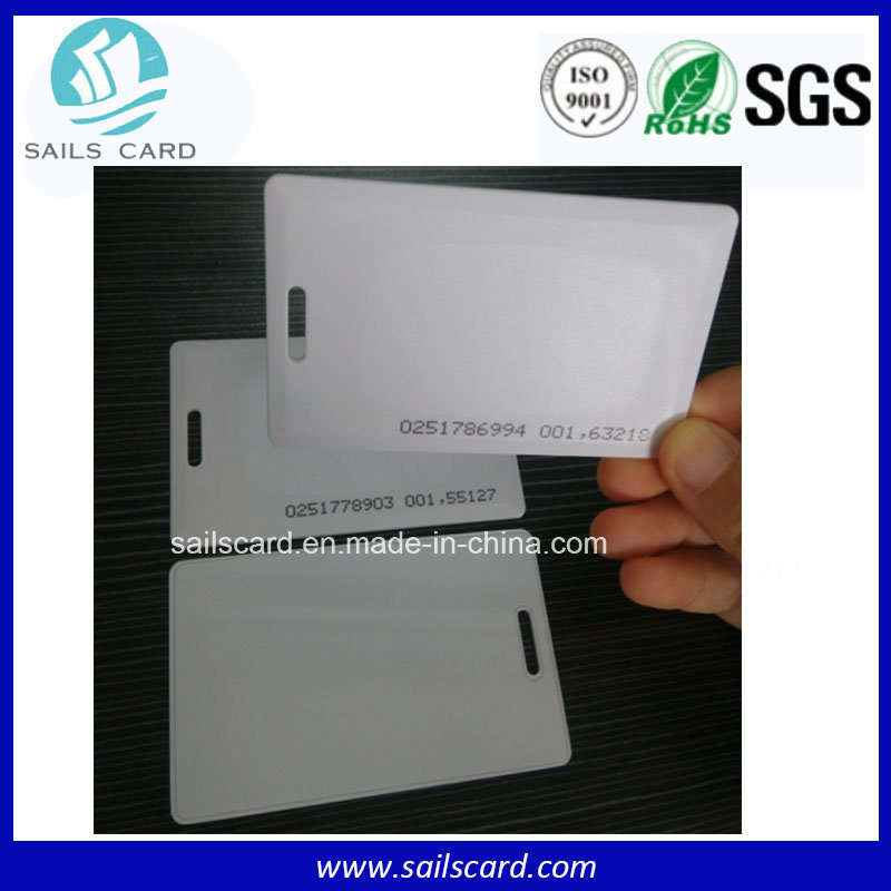 RFID Contactless Blank Smart Card for Time Attendance