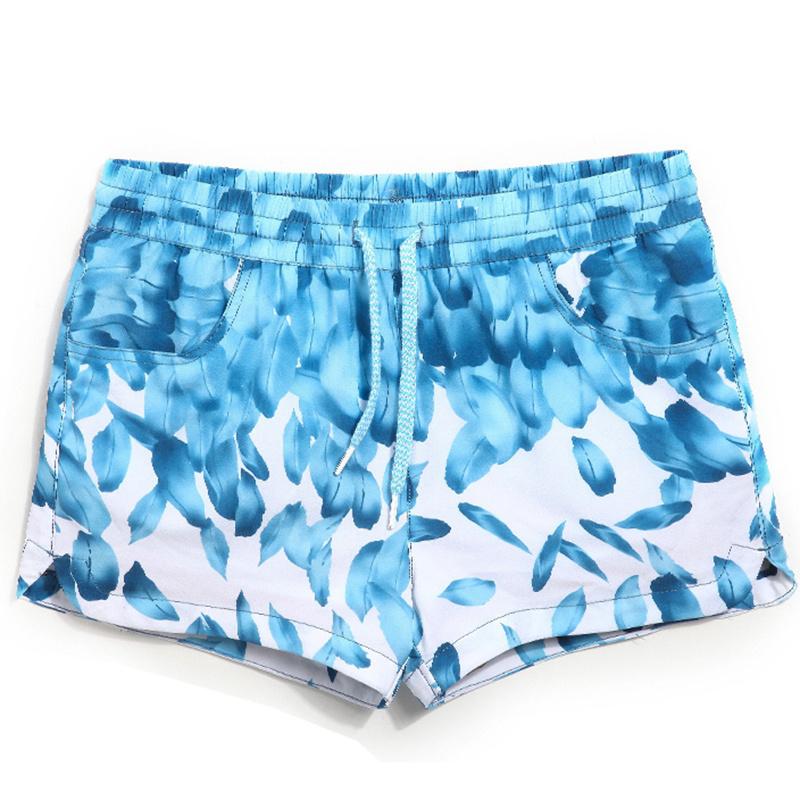 Wholesale Women Plus Size Swimwear Sexy Swimming Surfing Beach Shorts