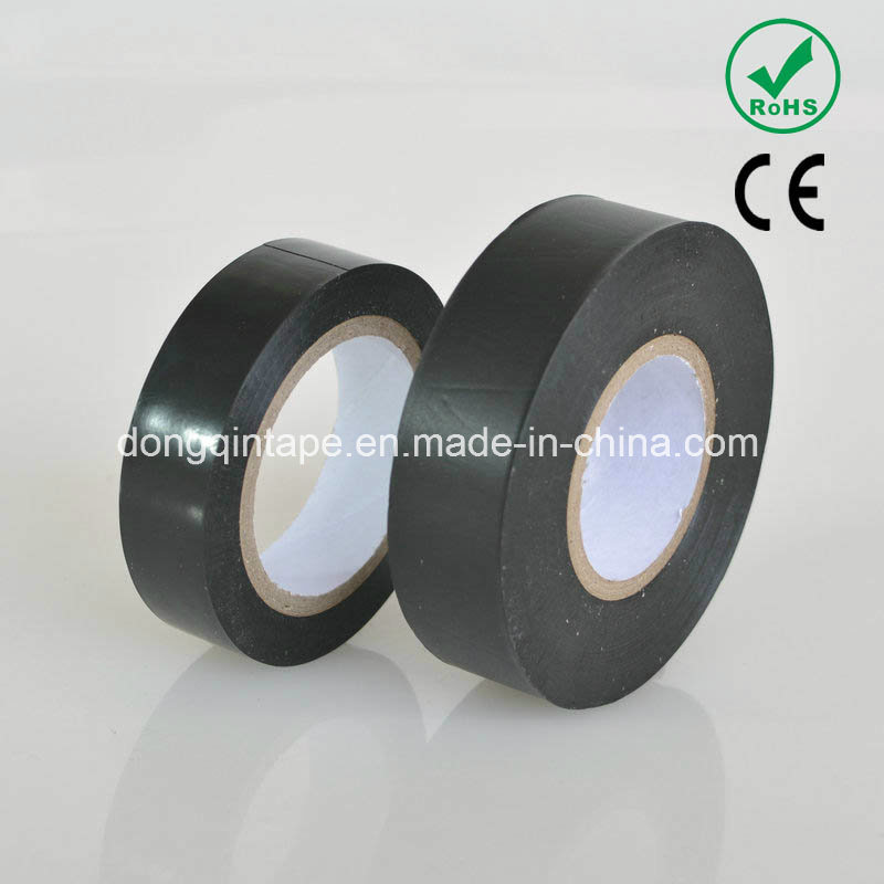 Mist Surface PVC Electrical Insulating Pipe Adhesive Tape with Good Quality