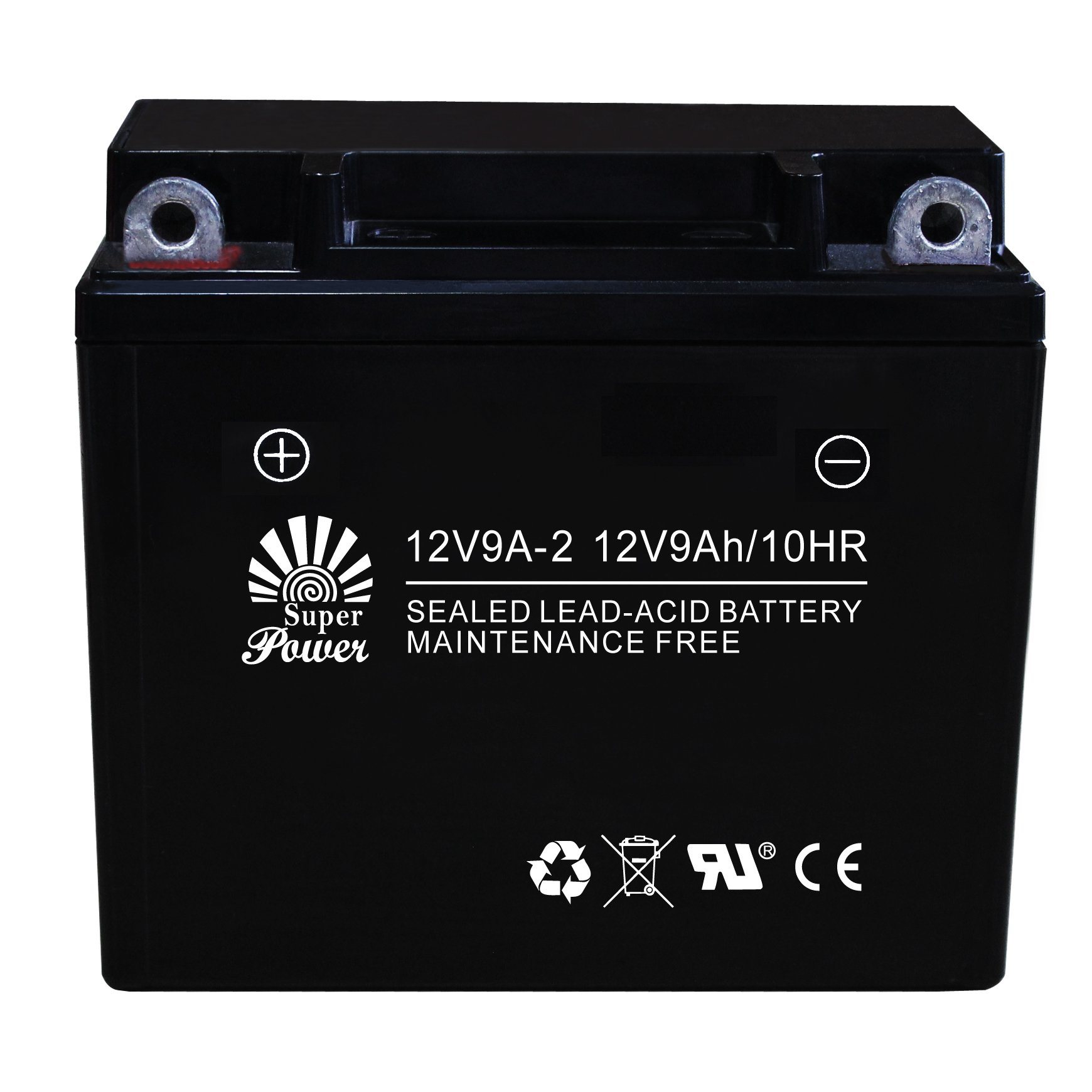 Sealed Maintenance Free Motorcycle Battery 12V9A-2