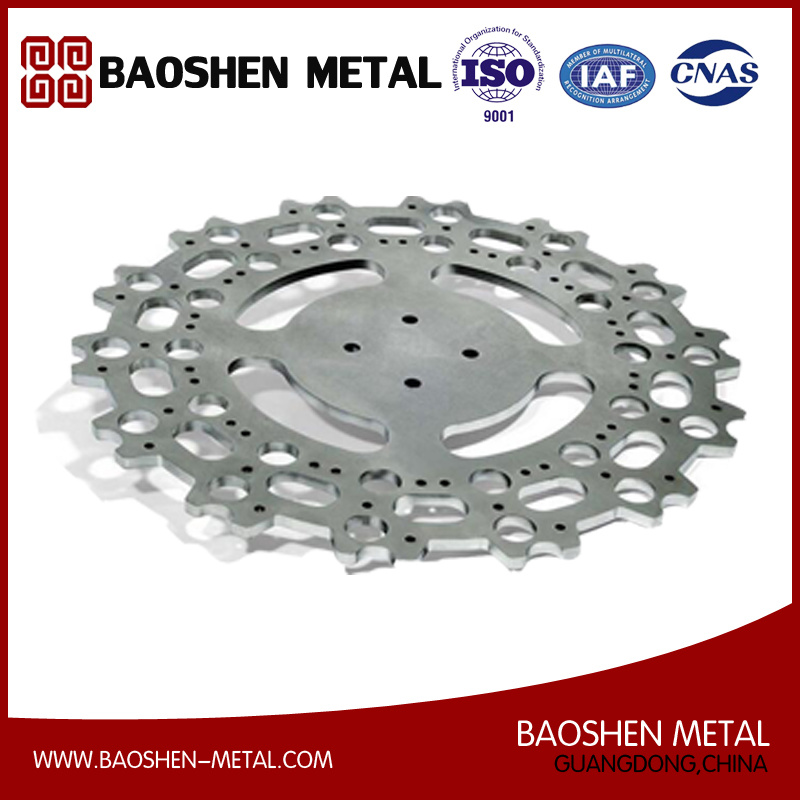 Stainless Steel Sheet Metal Stamping Fabrication Machinery Parts
