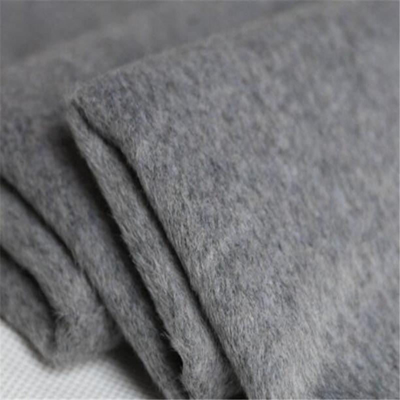 Wool Fabric Woolen Fleece for Coats, Suit Fabric, Garment Fabric