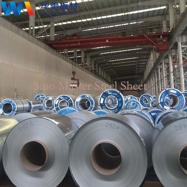 JIS G3302 Hot Dipped Galvanized Steel Coils