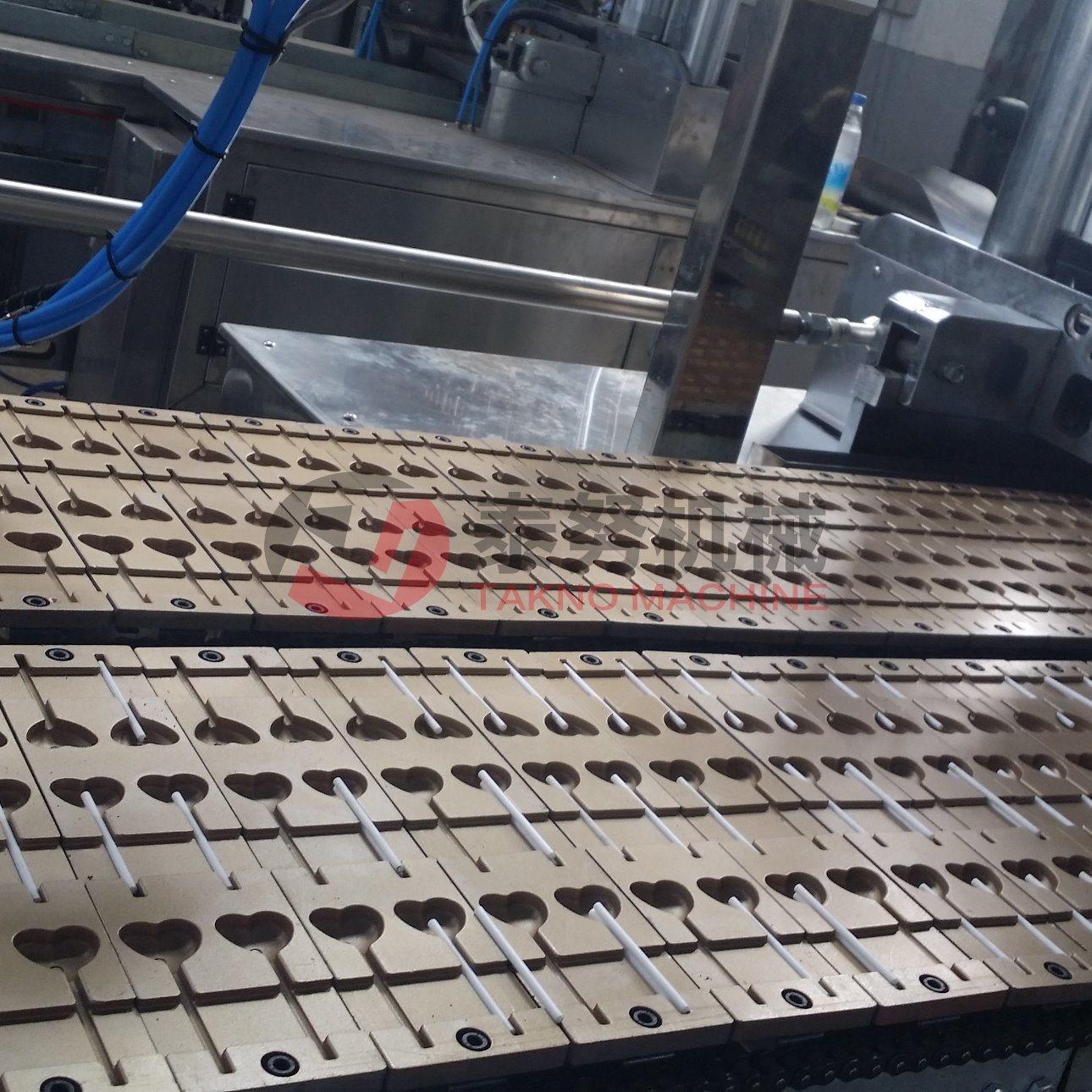 Automatic Shaped Lollipop Production Line