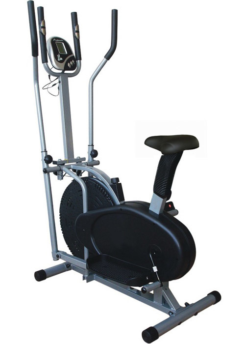 Body Rider Fitness Equipment Elliptical Trainer with Hand Pulse