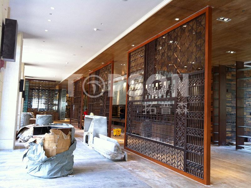 Decorative Stainless Steel Metal Screen