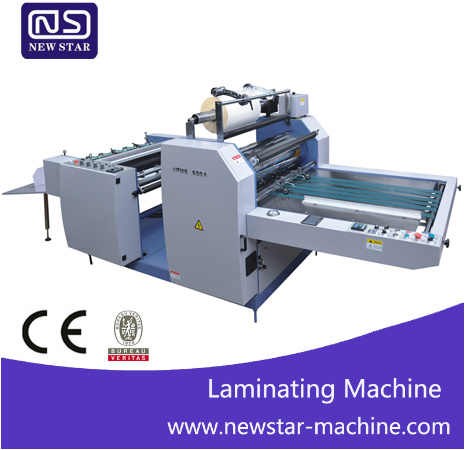 Wenzhou Semi-Automatic Laminator Yfmb-720b/920b/1100b with High Quality