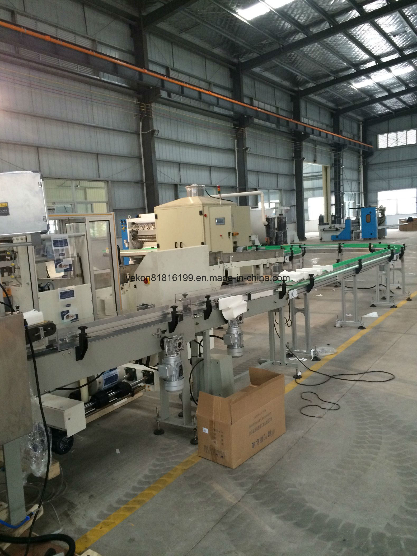 Tissue Folding Machine Product Line