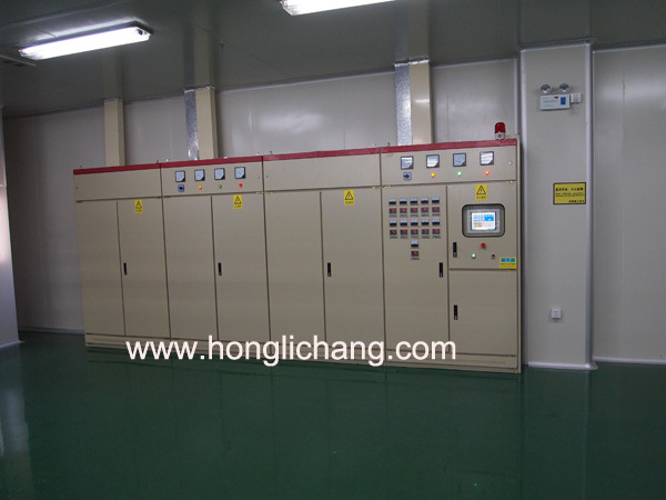 Robot Automatic UV Spray Coating/Painting Line for Plastic Parts