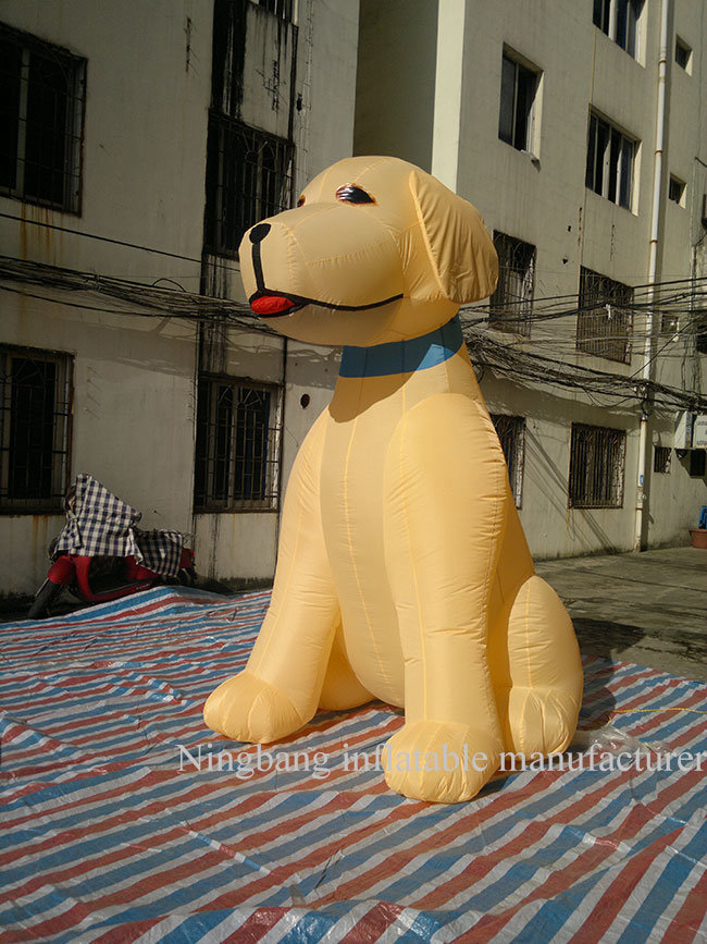 Giant Animal Dog Inflatable Dog for Outdoor