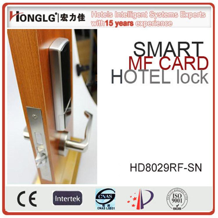Honglg Factory Price Wireless Bluetooth Hotel Door Lock
