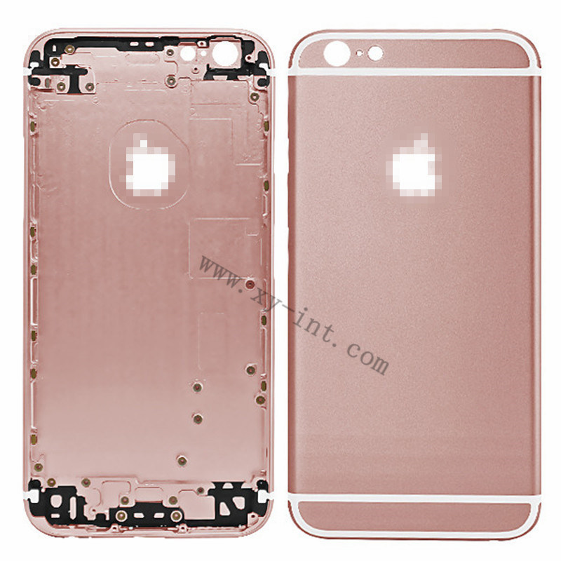 Mobile Phone Spare Patrs Back Cover Housing for iPhone 6s Cell Phone Case