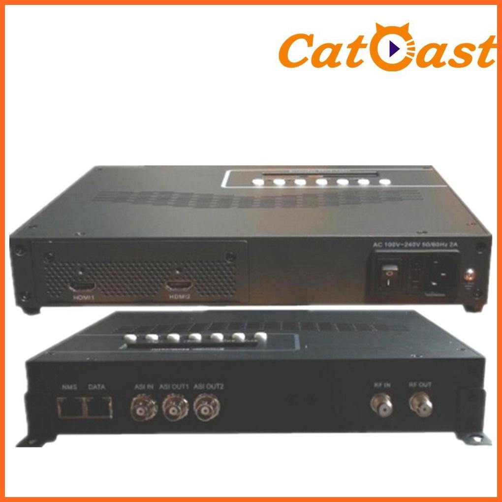 1*HDMI MPEG2/MPEG4 ISDB-T Modulator (HPS381)