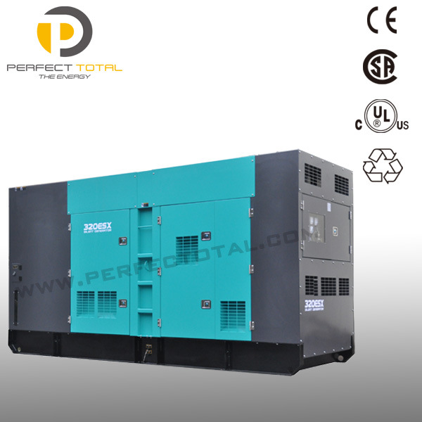 500kVA Diesel Generaetor Set with Perkins Engine
