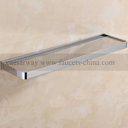 Square All Brass Bathroom Accessories