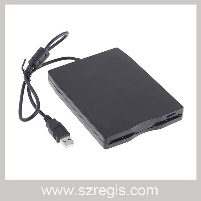 USB 1.1/2.0 Portable External Floppy Disk Drive for Laptop PC