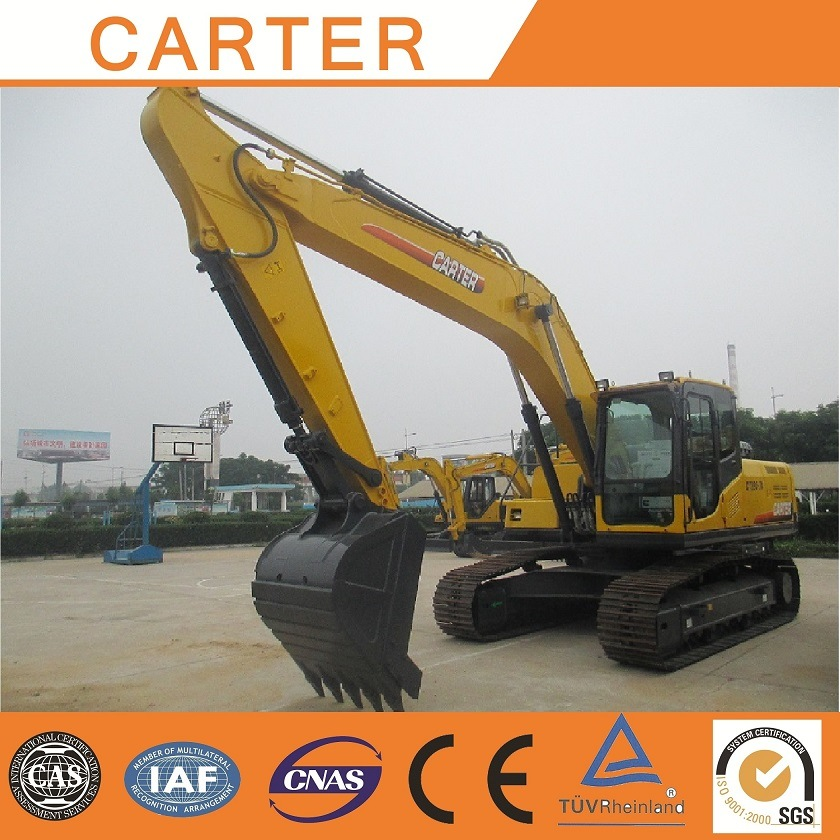 Hot Sales CT240-8c Multifunction Heavy Duty Hydraulic Crawler Backhoe Excavator