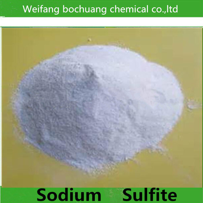 China Factory Offer 99% Min Anhydrous Sodium Sulfite
