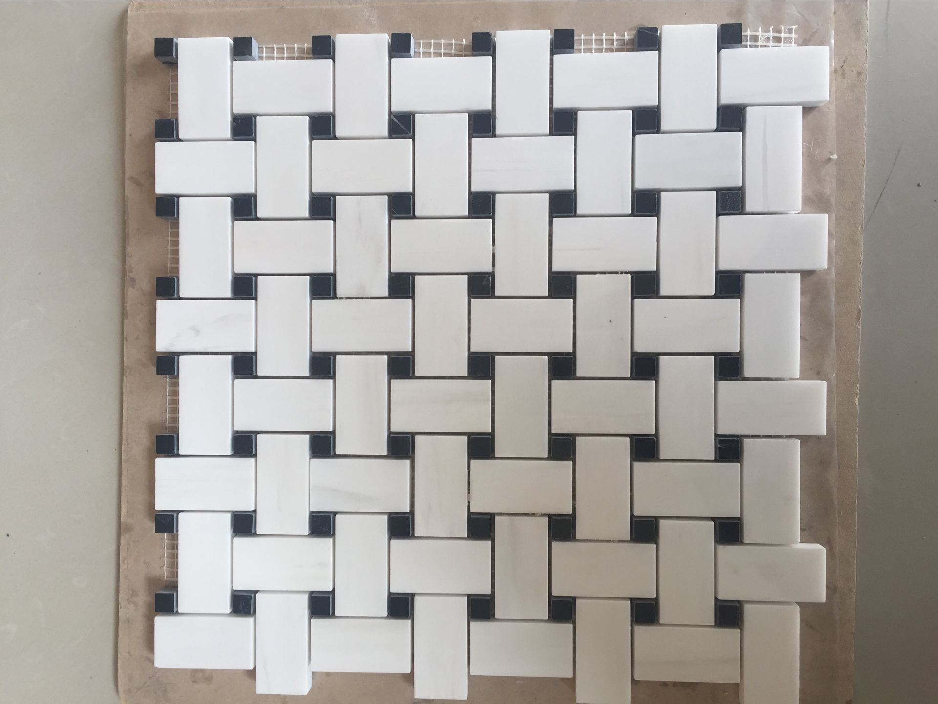 The Professional Factory Polished Marble Mosaic