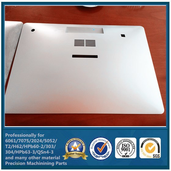 Customized Anodize Aluminum Computer Parts