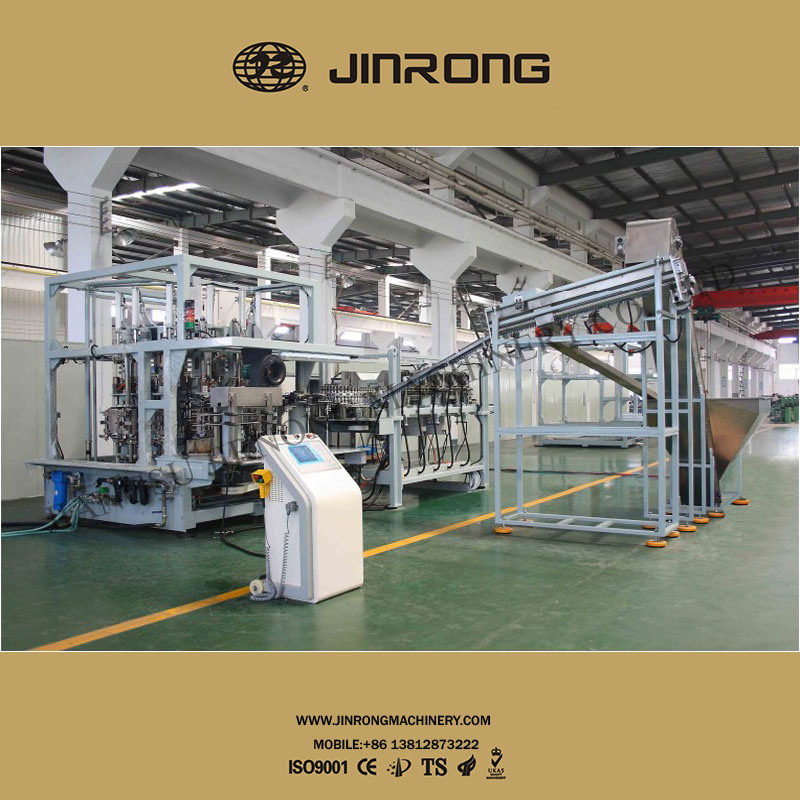 Full Automatic Jr60sc Rotary Type Bottle Blowing Machine