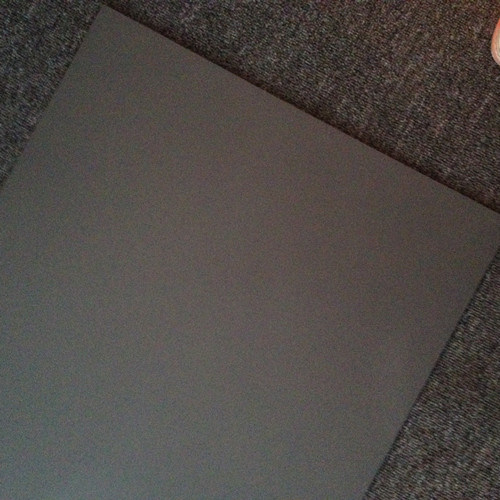 Matt Surface Pure Color 600X1200mm Thin Lamin Tile