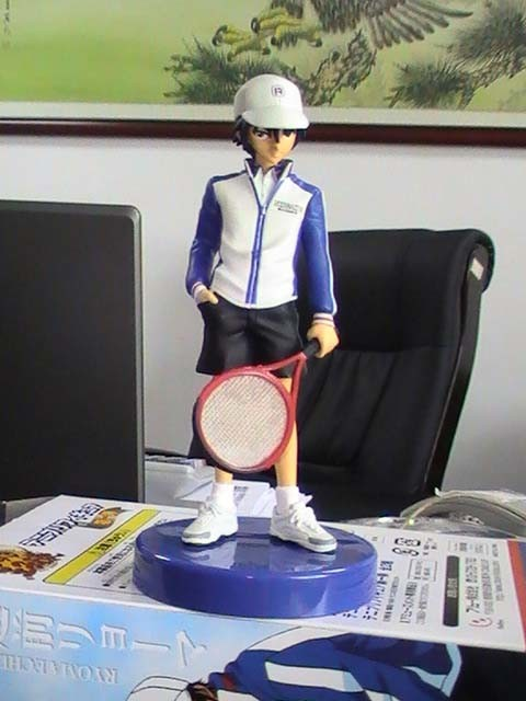 Super Star Sport Figure of PVC Toys