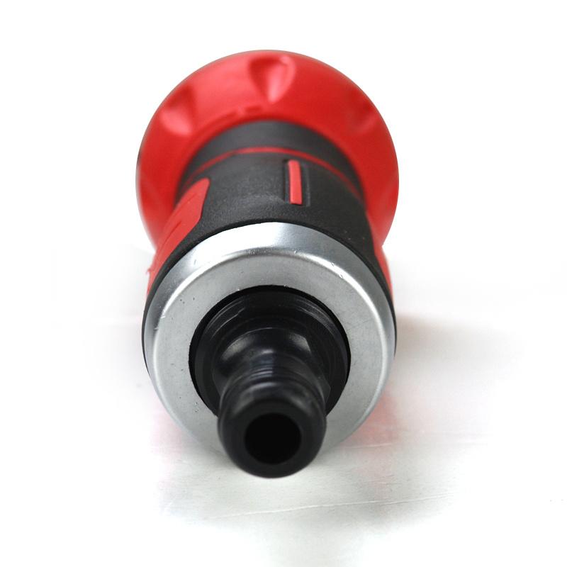 Fireman Style Twist Nozzle Fire Nozzle Garden Tool Fireman Nozzle Industrial Nozzle Adjustable Nozzle (GU200)