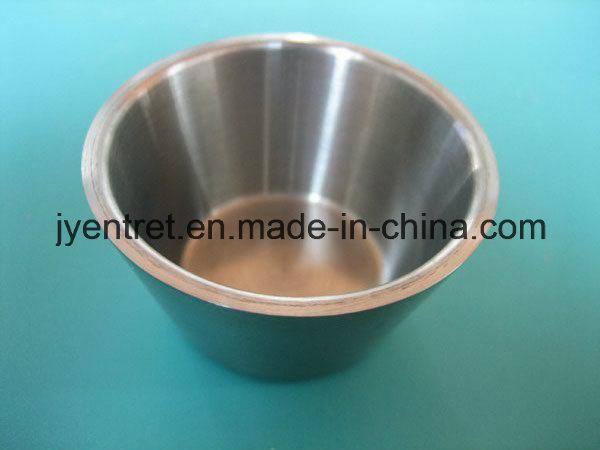 High Quality Crucible Molybdenum Tungsten Alumina