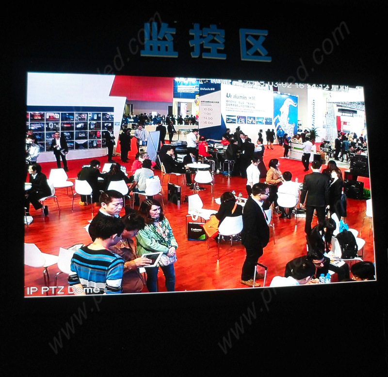 HD P2.0 Color TV for Indoor Display Video