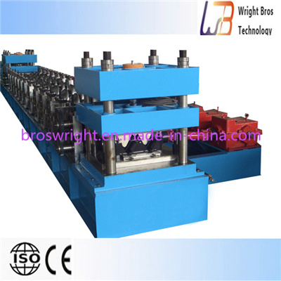 Highway Guard Rail Roll Forming Machine