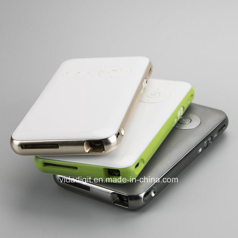 Mini HD 1080P LED Projector/DLP Projector USB WiFi Bluetooth