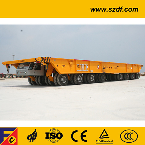 Dcy1000 Self-Propelled Hydraulic Platform Transporter/ Trailer (Shipyard Transporter/ Trailer)