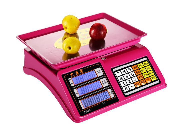 Digital Scale (ACS-803)