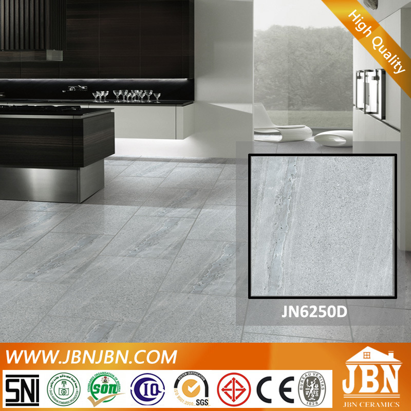 Concrete Matt Porcleain Tiles for Wall and Floor (JN6250D)
