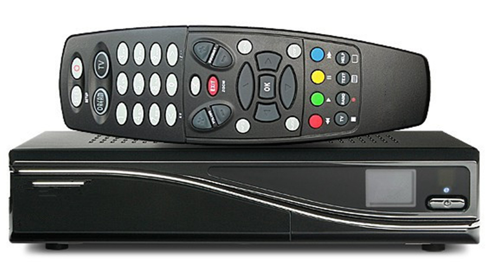 Vision Satellite Programs with New 800HD Se Satellite Receiver
