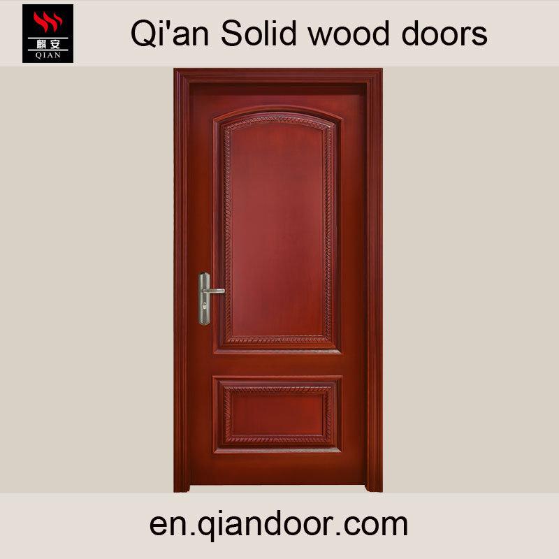 Villa Door Luxury Cheey Solid Wood Door