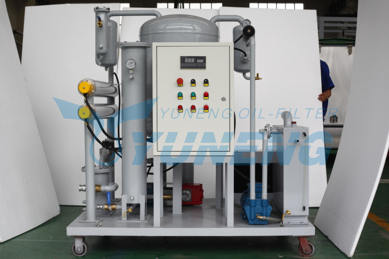 Turbine Oil Recycling Machine Turbine Oil Recycling Plant