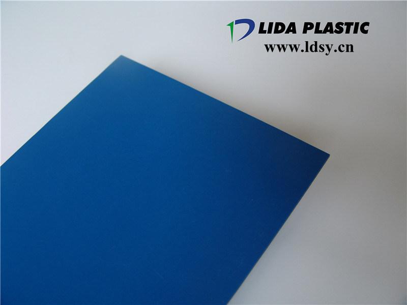 PVC Dark Green Sheet